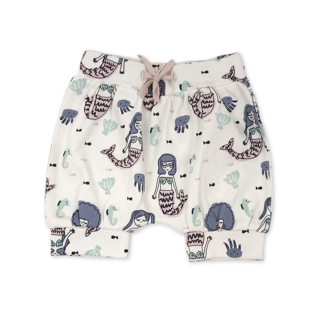 bloomer shorts | mermaids