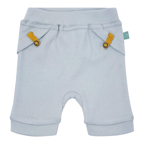 pull-up shorts | ice flow blue
