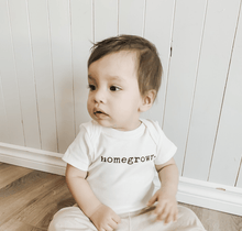 Baby graphic bodysuit | homegrown finn + emma