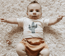 Baby graphic bodysuit | life is tough finn + emma