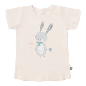graphic tee | spring bunny
