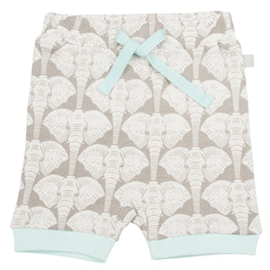 Baby pull-up shorts | elephants finn + emma