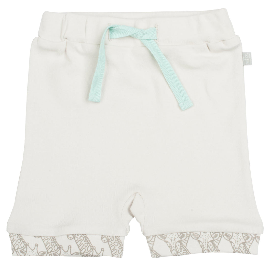 pull-up shorts | silver birch