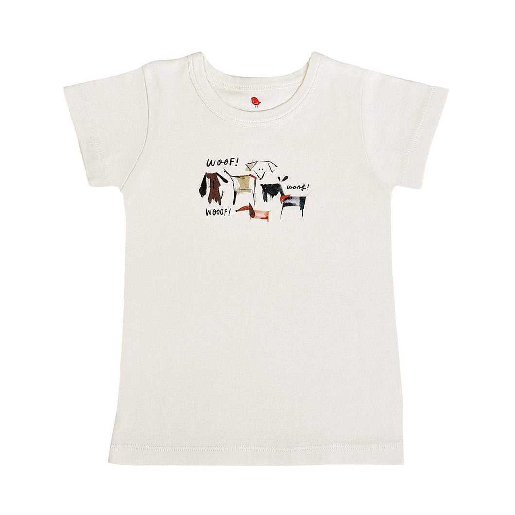 Baby graphic tee | woof finn + emma