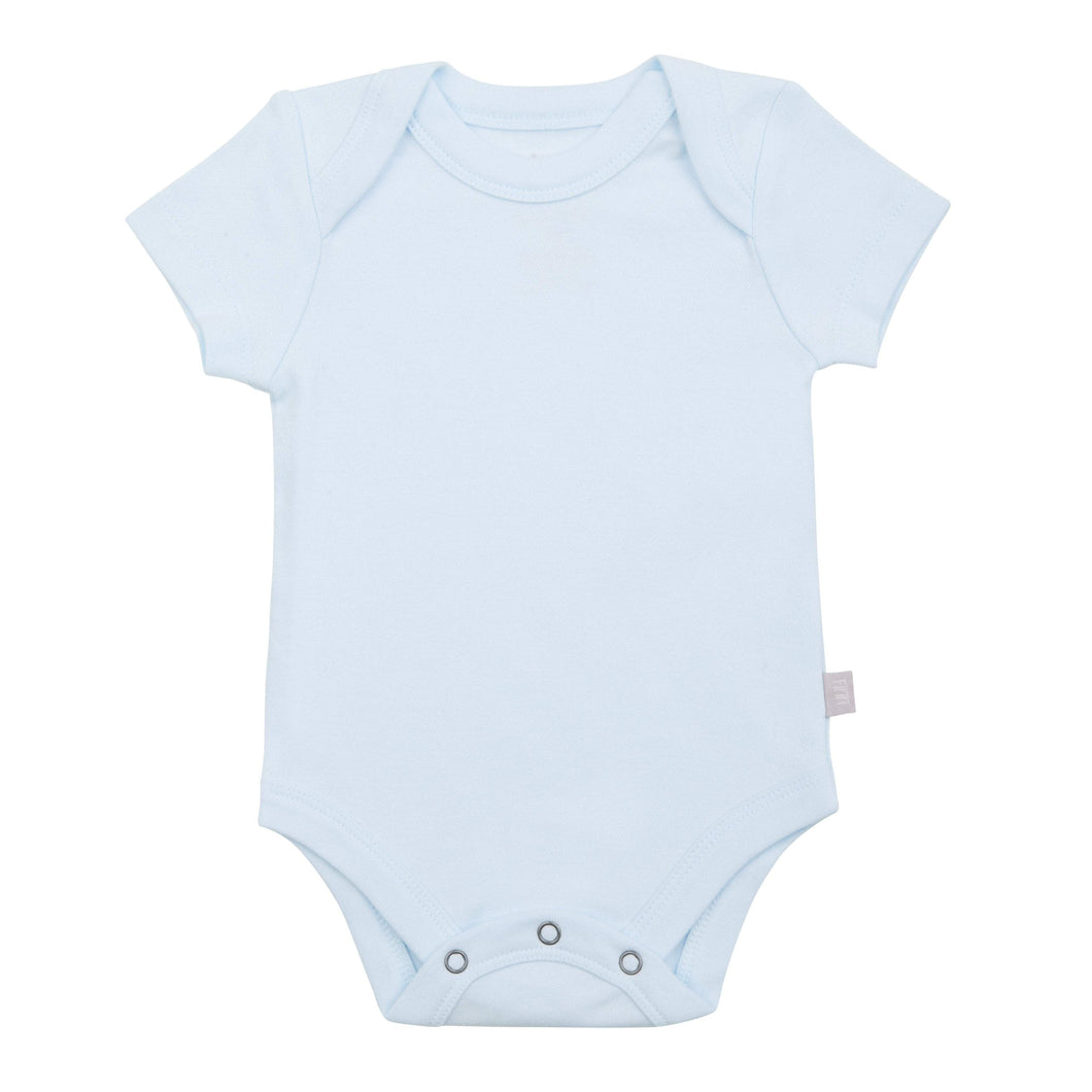 Baby basics lap shoulder | lt. blue finn + emma