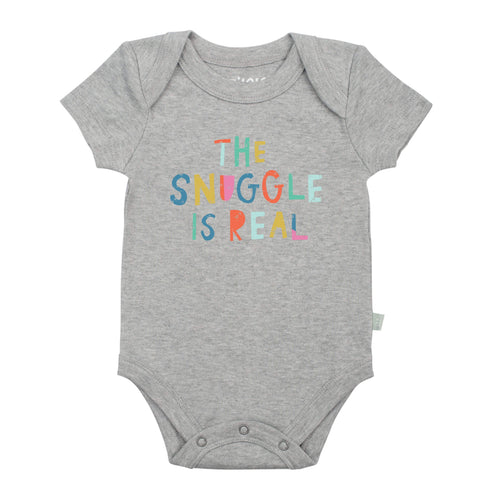 graphic bodysuit | snuggle heather