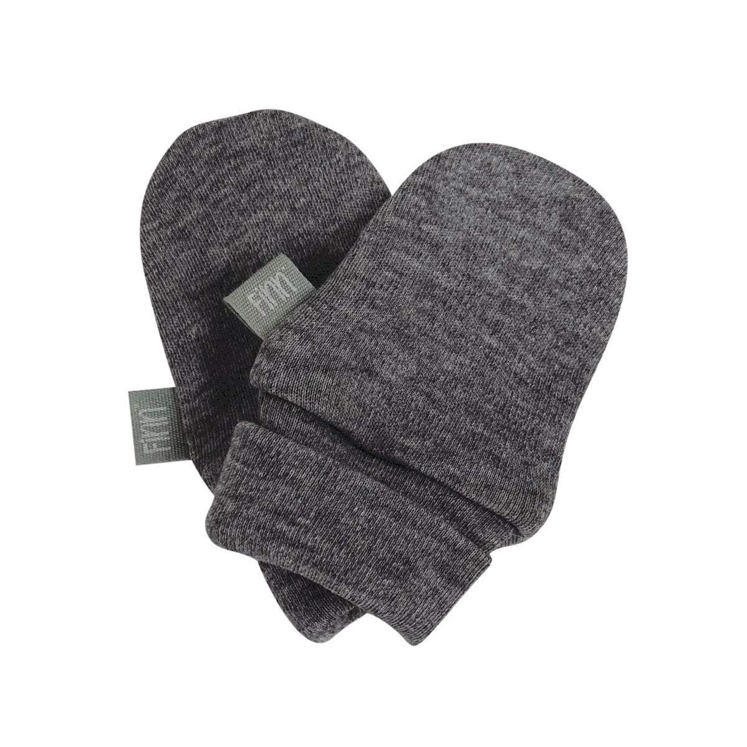 mittens | charcoal