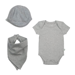 snuggle me set | heather gray