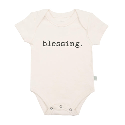 Baby graphic bodysuit | blessing finn + emma