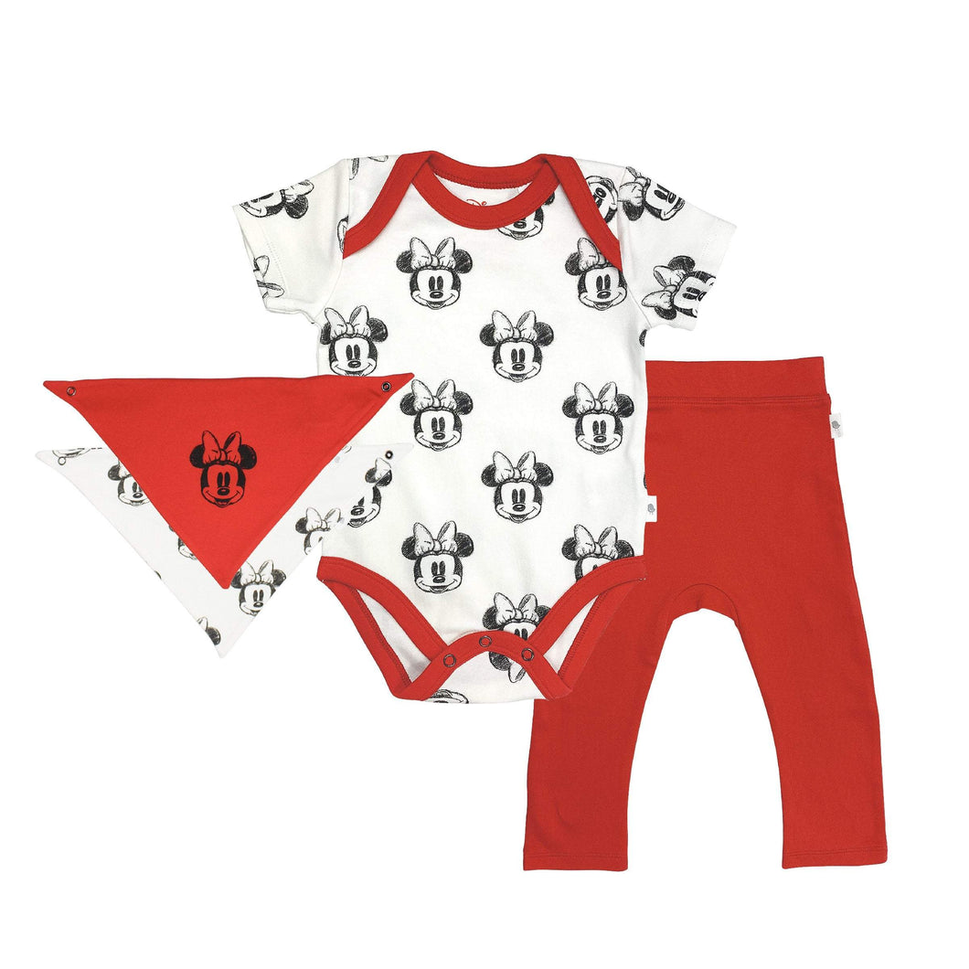 Baby 3 pc set | minnie classic finn + emma