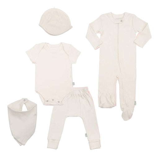Baby basics bundle set | ivory finn + emma
