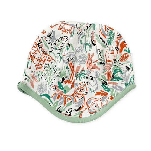 reversible cap | animal kingdom
