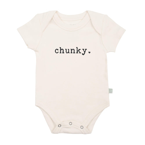 graphic bodysuit | chunky