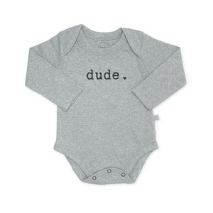 graphic bodysuit | dude (long sleeve)