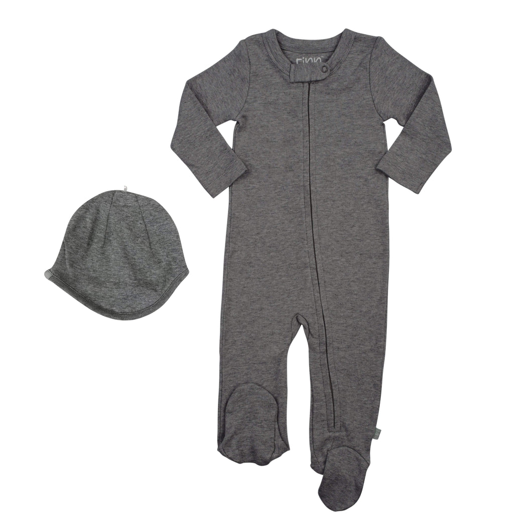 bringing home baby set | charcoal