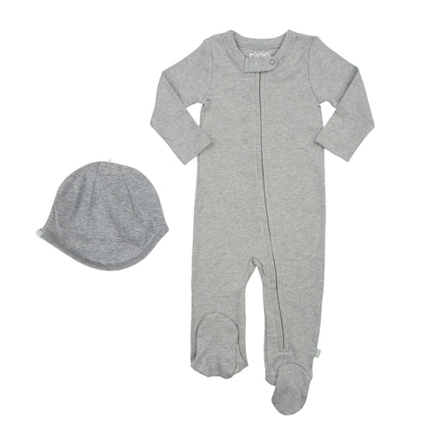 Baby bringing home baby set | heather gray finn + emma