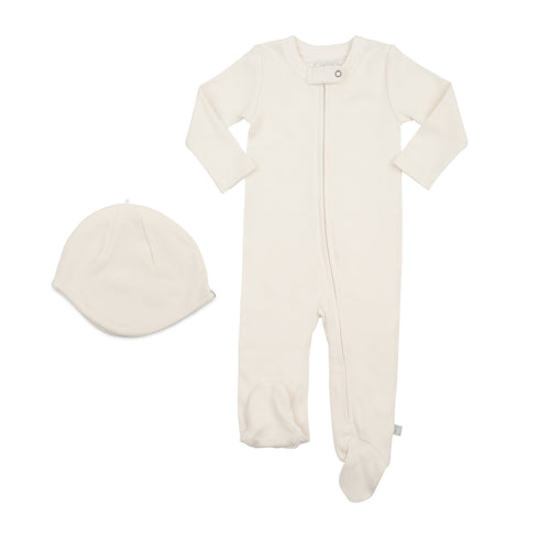 bringing home baby set | ivory