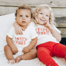 Baby graphic tee | merry & bright finn + emma