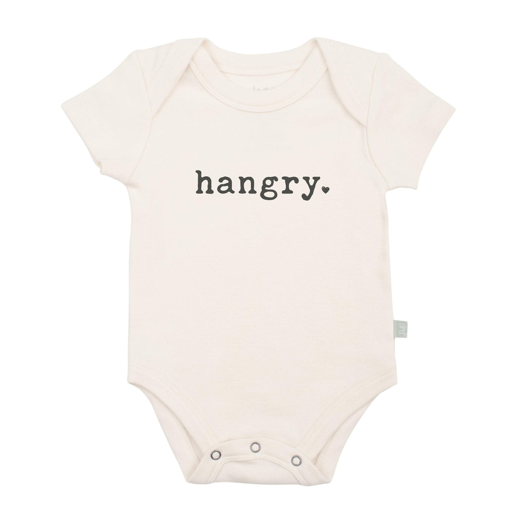 Baby graphic bodysuit | hangry finn + emma