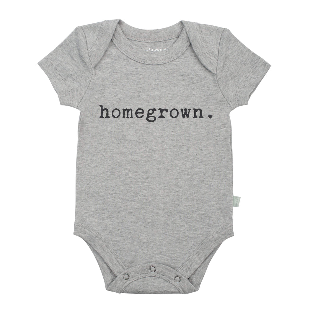 graphic bodysuit | homegrown (heather)