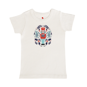 Baby graphic tee | nutcracker finn + emma