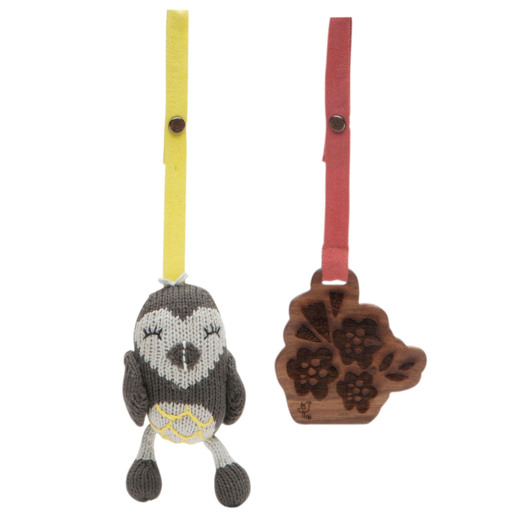 2 pc. stroller toys | oona & wildflowers