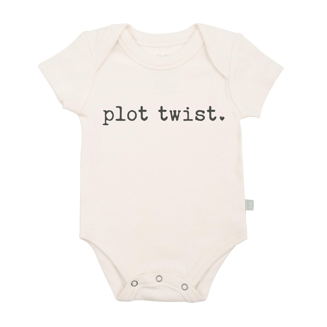 graphic bodysuit | plot twist
