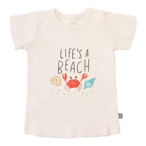 graphic tee | life's a beach