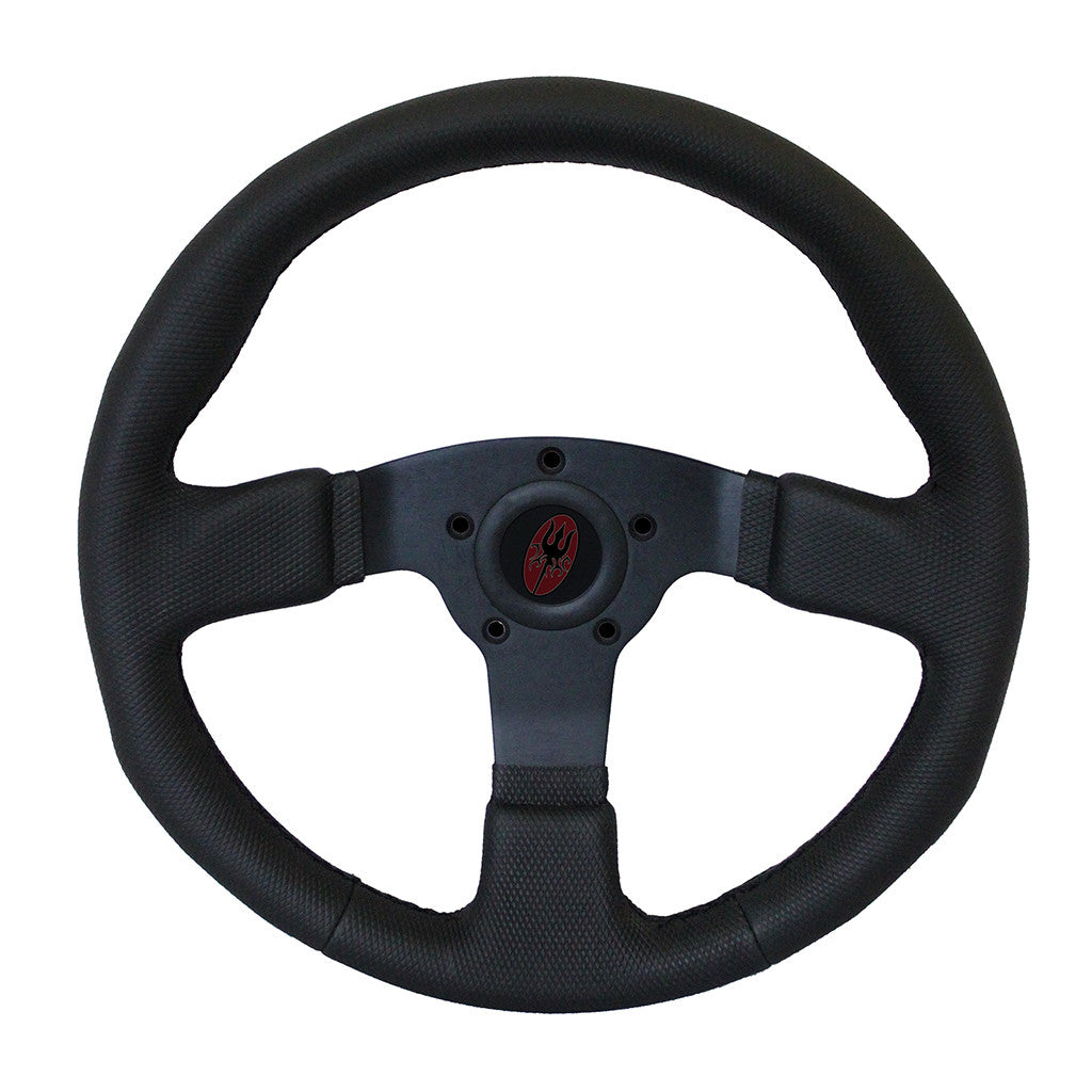 Heated Steering Wheel Kit for Arctic Cat, Polaris, and More (MY2016)