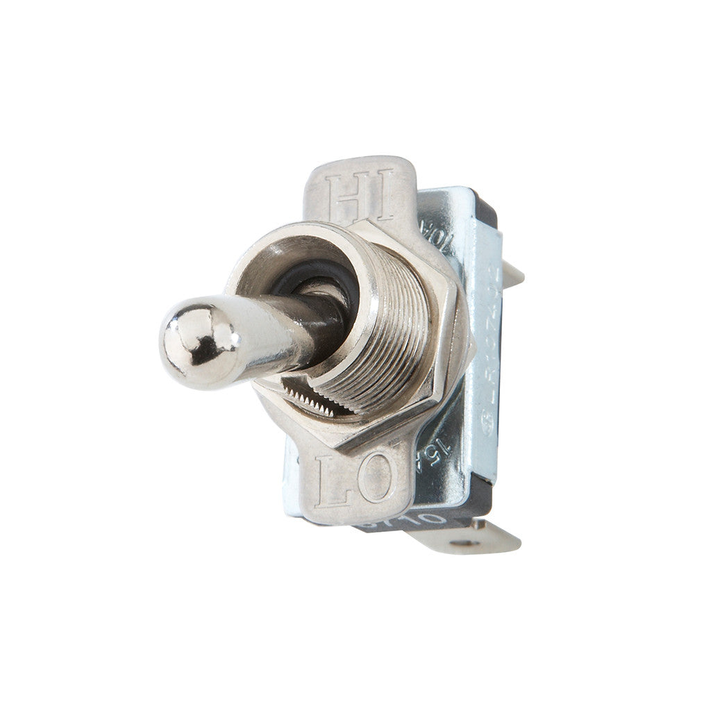 High/Low Metal Toggle Accessory Switch