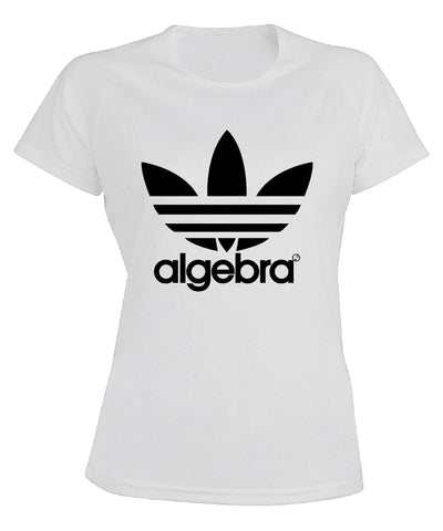 "Algebra Blessett ""All Day I Dream About Singing"" Women's White T-shirt"