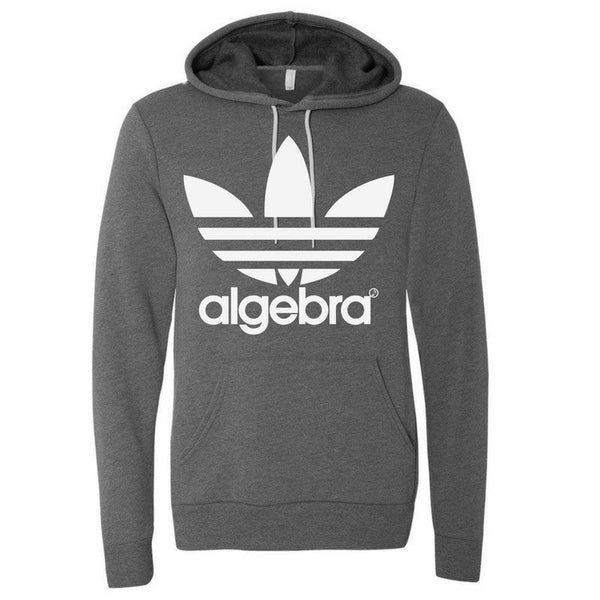"Algebra Blessett ""All Day I Dream About Singing"" Unisex Deep Grey Pullover Hood"