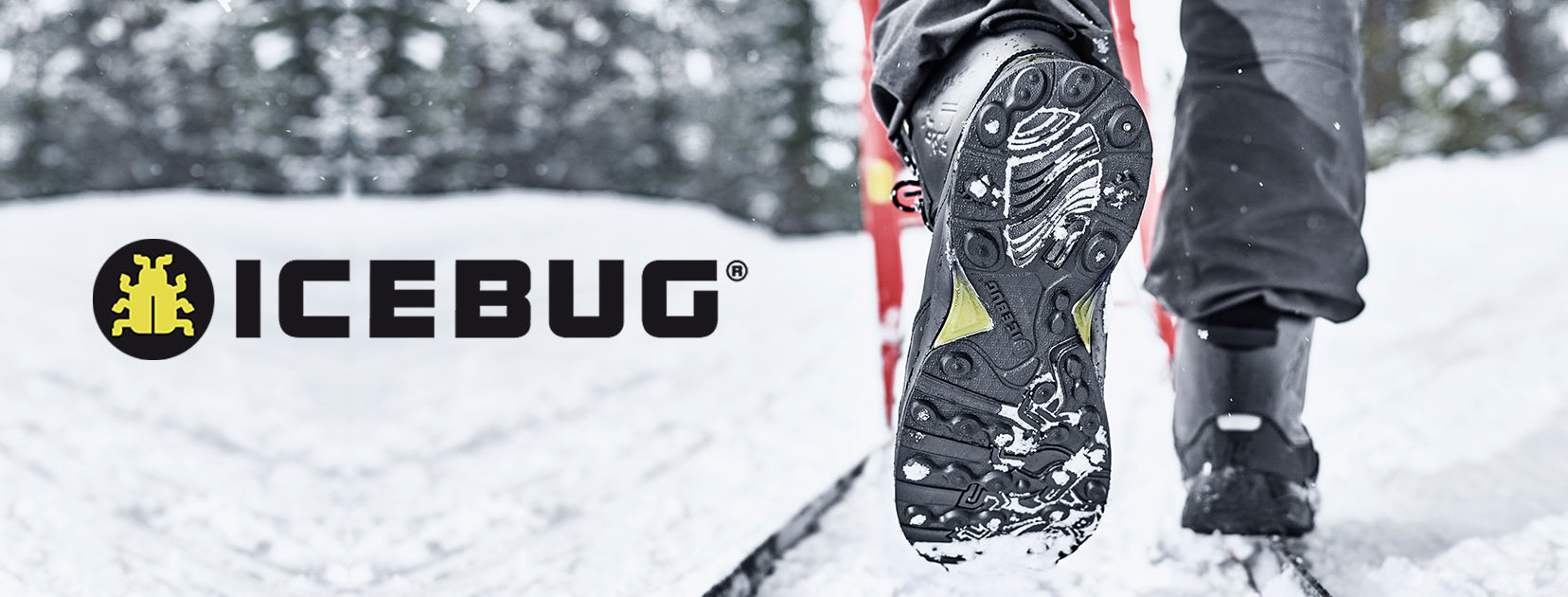 Studded Winter Boots | Shop Online at Icebug Canada
