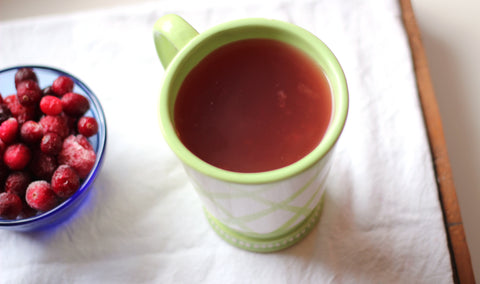 Spiced Berry Immunity Tea