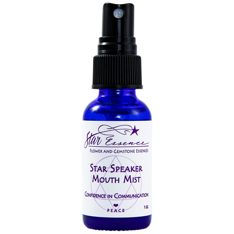 Star Speaker Mouth Mist