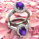 Keep Calm and Wear Amethyst On!