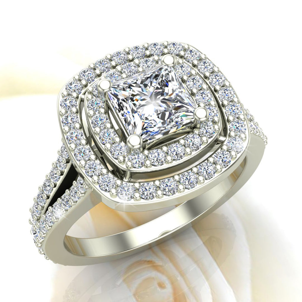 Diamond Engagement Rings by Glitz Design