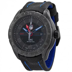 SXC PC Steel GMT 5120 Space Men's Watch