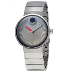Edge Grey Dial Stainless Steel Men's Watch 3680008