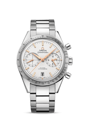 Speedmaster '57 Omega Co‑Axial Chronograph 41.5 Mm (33110425102002)