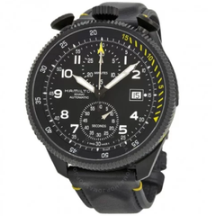 Khaki Aviation Takeoff Automatic Chronograph Men's Watch (H76786733)