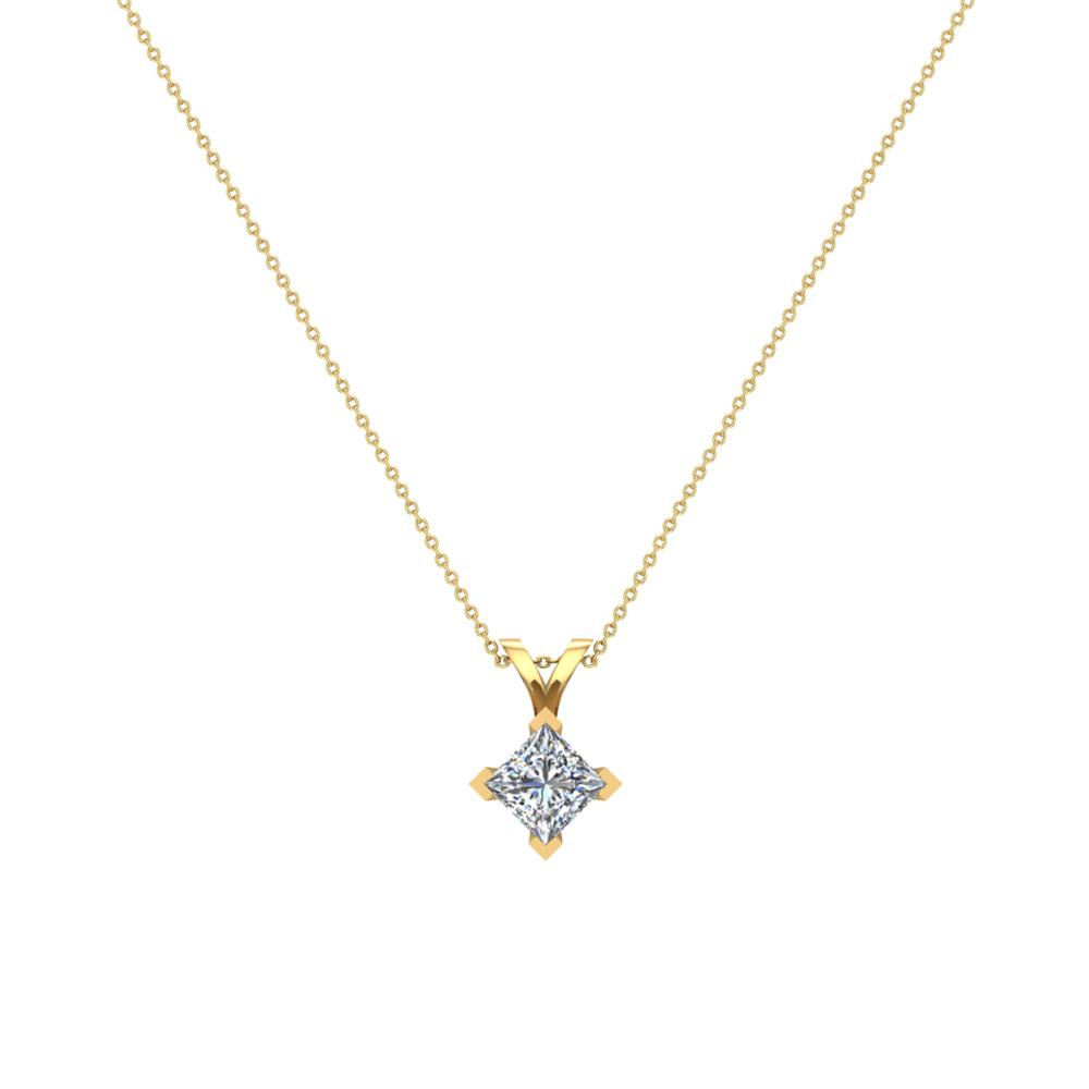 product in by princess deserio fantasia gallery white lyst jewelry necklace cz normal cut pendant