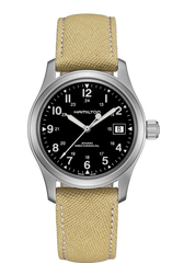Khaki Field Mechanical (H69419933)