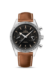 Speedmaster '57 Omega Co‑Axial Chronograph 41.5 Mm (33112425101002)