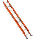 28' XHD FIBERGLASS EXTENSION LADDER 1A 300LB DUTY RATE