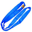 12' BLUE ROUND ENDLESS SLING
