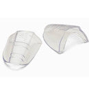 BOUTON CLEAR FLEX SIDESHIELD (PAIR)