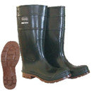 "BOSS STEEL TOE PVC KNEE BOOT SIZE 12 16"" TALL"
