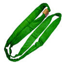 4' GREEN ROUND ENDLESS SLING