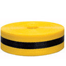 BARRICADE TAPE 2X200' YELLOW/BLACK